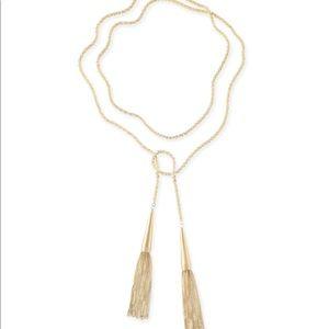Kendra Scott Jewelry - ❗️SALE❗️Gold Phara Necklace